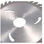 110m 30/40dents TCT Lame de scie d'angle Bois Plastique Coupe circulaire Disques–40 de la marque Générique image 2 produit