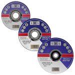 50 Pièce SBS Inox Disques Flexscheiben 115 x 1,0 mm de la marque SBS image 3 produit
