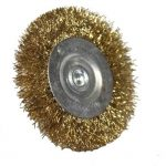 AERZETIX - Jeu de 5 brosses métalliques pour poncer ponçage métal métaux visseuse perceuse - C1368 de la marque AERZETIX image 3 produit