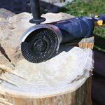 Bayerwald « Black Biter »-Disque-râpe - Ponçage rapide et grossier du bois et de matériaux en bois - Pour meuleuse d'angle de la marque Bayerwald Werkzeuge image 2 produit