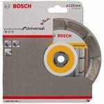 Bosch 2608602192 Disque à tronçonner diamanté standard for universal 125 x 22,23 x 1,6 x 10 mm de la marque Bosch image 1 produit