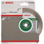 Bosch 2608602202 Disque à tronçonner diamanté standard for ceramic 125 x 22,23 x 1,6 x 7 mm de la marque Bosch image 1 produit
