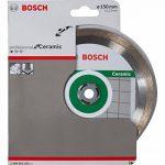 Bosch 2608602203 Disque à tronçonner diamanté standard for ceramic 150 x 22,23 x 1,6 x 7 mm de la marque Bosch image 1 produit