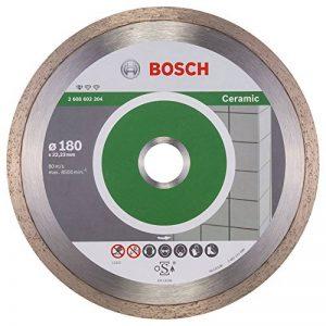 Bosch 2608602204 Disque à tronçonner diamanté standard for ceramic 180 x 22,23 x 1,6 x 7 mm de la marque Bosch image 0 produit