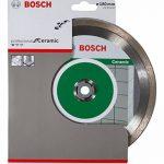 Bosch 2608602204 Disque à tronçonner diamanté standard for ceramic 180 x 22,23 x 1,6 x 7 mm de la marque Bosch image 1 produit