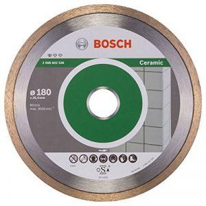 Bosch 2608602536 Disque à tronçonner diamanté standard for ceramic 180 x 25,40 x 1,6 x 7 mm de la marque Bosch image 0 produit