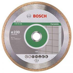 Bosch 2608602538 Disque à tronçonner diamanté standard for ceramic 230 x 25,40 x 1,6 x 7 mm de la marque Bosch image 0 produit