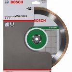 Bosch 2608602538 Disque à tronçonner diamanté standard for ceramic 230 x 25,40 x 1,6 x 7 mm de la marque Bosch image 1 produit