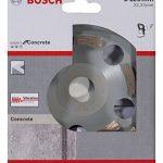 Bosch 2608602552 Meule assiette diamantée expert for concrete 125 x 22,23 x 4,5 mm de la marque Bosch image 2 produit