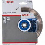 Bosch 2608602599 Disque à tronçonner diamanté standard for stone 150 x 22,23 x 2 x 10 mm de la marque Bosch image 1 produit