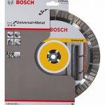Bosch 2608602665 Disque à tronçonner diamanté best for universal and metal 230 x 22,23 x 2,4 x 15 mm de la marque Bosch image 3 produit