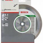 Bosch 2608603596 Disque à tronçonner diamanté best for ceramic extra-clean turbo 180 x 22,23 x 1,6 x 7 mm de la marque Bosch image 1 produit