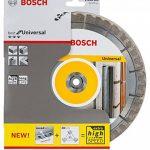 Bosch 2608603633 Disque à tronçonner diamanté best for universal 230 x 22,23 x 2,4 x 15 mm de la marque Bosch image 1 produit
