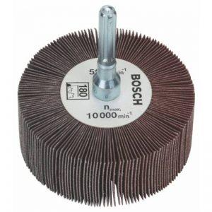 Bosch 2608620636 Roue à lamelles abrasives 180 mm, Ø 75 mm x 30 mm, 1 pièce de la marque Bosch image 0 produit