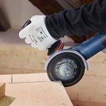 BOSCH 2608623012 Disque à tronçonner Multi Wheel en carbure, Noir, 115mm de la marque Bosch image 3 produit