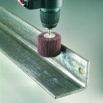 Bosch 2609256287 Roues à lamelles avec non tissé pour Perceuses de la marque Bosch image 3 produit