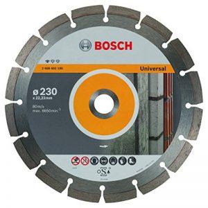 Bosch Pro 2608602195 - Disque à tronçonner diamant standard universel - Ø 230 de la marque Bosch image 0 produit