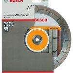 Bosch Pro 2608602195 - Disque à tronçonner diamant standard universel - Ø 230 de la marque Bosch image 1 produit