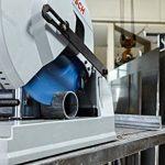 Bosch Professional 0601B28000 GCD 12 JL Scie Tronçonneuse à métal, 2000 W, Bleu de la marque Bosch-Professional image 3 produit
