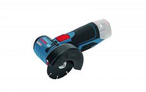 Bosch Professional GWS 10,8-76 V-EC Meuleuse d'angle de la marque Bosch-Professional image 0 produit