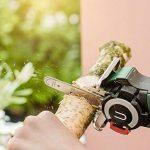 Bosch Scie sans-Fil Easycut 12 (Technologie Nanoblade, Batterie, Chargeur, Lame, Coffret, Système 12V, 2,5 Ah) de la marque Bosch image 3 produit