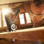 Bosch Scie sans-Fil Easycut 12 (Technologie Nanoblade, Batterie, Chargeur, Lame, Coffret, Système 12V, 2,5 Ah) de la marque Bosch image 4 produit