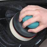 Disque de polissage en mousse auto-agrippant pour créme de lustrage Ø 125 de la marque Wolfcraft image 1 produit