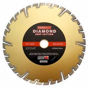 disque diamant segmenté TOP 10 image 0 produit