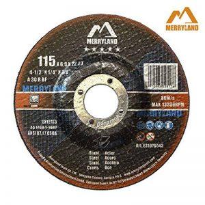 disque à meuler acier TOP 14 image 0 produit