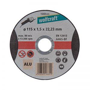 disque meuleuse pour aluminium TOP 2 image 0 produit