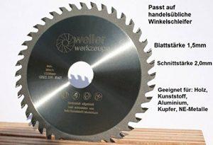 disque meuleuse pour aluminium TOP 9 image 0 produit