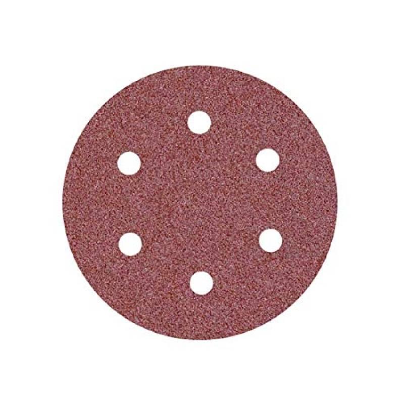 Velcro Meules Velcro disques de verre pour meule Ponceuse Ø 150 mm 15 trous