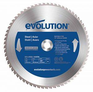 disque pour tronconneuse à métaux TOP 2 image 0 produit