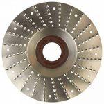 Disque-râpe pour meuleuse (Ø 125 x al. 22,2 mm), piqûre grosse 2,5mm de la marque Unbekannt image 1 produit