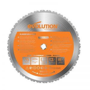 disque à tronçonner 355 mm TOP 1 image 0 produit
