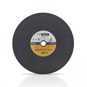 Disque à tronçonner METAL Diamètre 355 mm Alésage 25,4 mm VITOPOWER de la marque VITO-Pro-Power image 0 produit