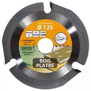 disqueuse a bois TOP 3 image 0 produit