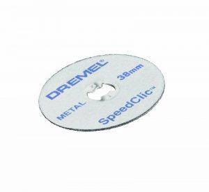 Dremel S456JD 12 Disques EZ speedclic métaux 38 mm de la marque Dremel image 0 produit