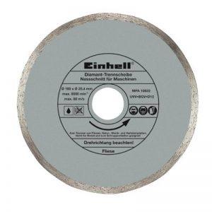 Einhell Disque diamant 180 x 25,4 mm Gris de la marque Einhell image 0 produit