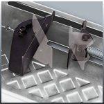 Einhell Tronçonneuse à métaux TC-MC 355 (2300 W, Disque à tronçonner Ø 355 x Ø 25.4 x 3 mm,Démarrage progressif, Mécanisme de serrage avec verrouillage rapide) de la marque Einhell image 4 produit