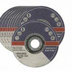 EK Lot de 10disques à tronçonner 125x 1,0x 22,23mm de la marque EKeSys GmbH image 1 produit