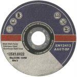 EK Lot de 10disques à tronçonner 125x 1,0x 22,23mm de la marque EKeSys GmbH image 2 produit