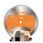 Evolution LAMRAGE2 Lame multi materiaux Orange de la marque Evolution image 1 produit