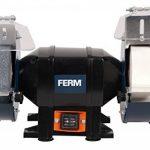 FERM Touret à meuler 250W 150mm - Incl. 2 pierres à aiguiser de la marque Ferm image 2 produit