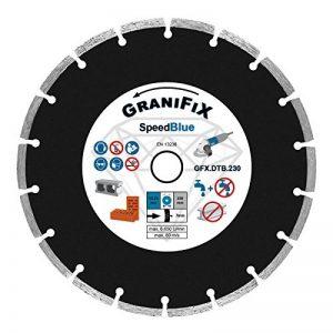 GraniFix Disque diamant segmenté Ø 230 mm p.pierre béton à sec/eau de la marque Granifix image 0 produit