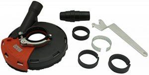 HERZO Capot de protection pour système d'aspiration avec brosse dentée 125mm de la marque HERZO image 0 produit