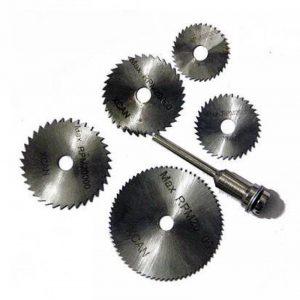 Importation allemande de meuleuse électrique miniature Scie à disques en acier à grande vitesse Scie à main de la marque CaiMei Polish Tool image 0 produit