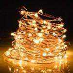 Kohree Guirlande Lumineuse 20M 200 LED Blanc Chaud Avec Prise pour Décoration Mariage Fête Maison Jardin Boutique Noël de la marque Aueide image 3 produit