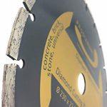 Prodiamant Disque à tronçonner diamant universel 230 x 22,2 mm Pour béton, pierre, tuiles, rondelles de séparation diamant 230 mm de la marque PRODIAMANT image 2 produit