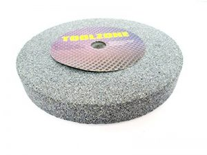 Roue de polissage pour touret à meuler, 150mm, gros grain 36PW020C de la marque Toolzone image 0 produit